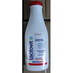 Lactovit gel urea 500ml