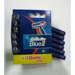 Gillette blue II cuchillas...
