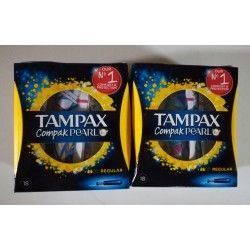 Tampax 2x5€ regular compak...