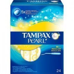 Tampax Pearl Regular...