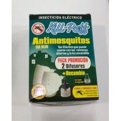 Kill paff mosquitos 2...
