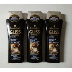 Gliss 3x5€ champu 250ml...