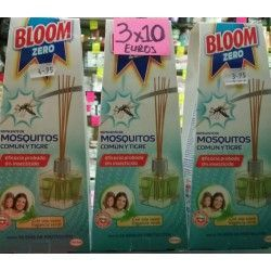 Bloom 3x10€ varillas...