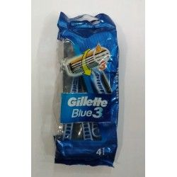 Gillette blue 3 cuchillas...